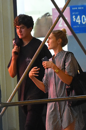 Cal and Kelsey