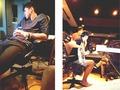 Calum in the Studio   - calum-hood wallpaper