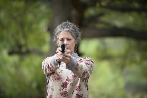 The Walking Dead karatasi la kupamba ukuta called Carol Peletier