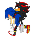Carrying Sonic - sonic-yaoi photo