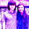 Chandler Riggs & Katelyn Nacon