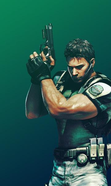 Chris Redfield Resident Evil 5 Video Games Foto 38861527