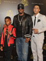 Christian Combs got his thriller jacket on - michael-jackson photo