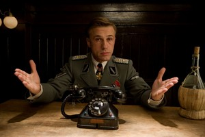 Christoph Waltz as Col. Hans Landa