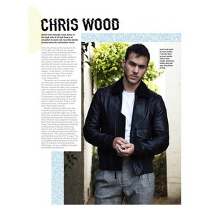 Christophr Wood News