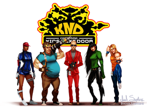 Codename: Kids Далее Door