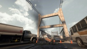 Cold Stream - Memorial Bridge