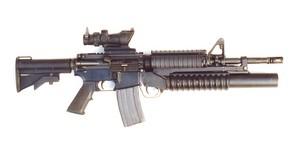 ColtM4 M203 NSN B