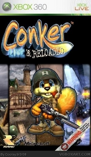 Conker: Live