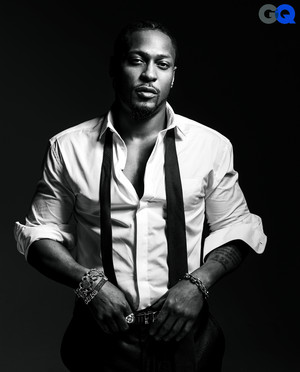 D'Angelo featured in GQ