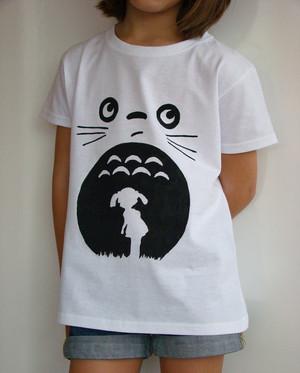 DIY Totoro t-shirt