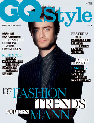 Daniel Radcliffe GQ STYLE GERMANY Scans (HD) (Fb.com/DanielJacobRadcliffeFanClub)