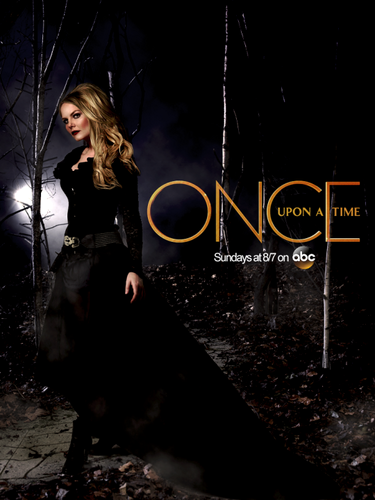 Once Upon A Time wallpaper titled Dark Swan
