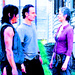 Daryl, Carol and Rick - daryl-dixon icon