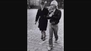 David Bowie and iggy pop Berlin