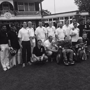David Holmes Cricket Cup 2015