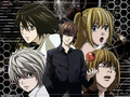 Death Note Group - death-note photo