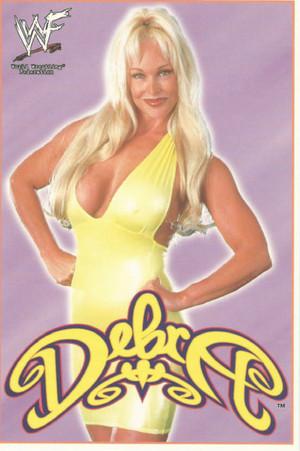 Debra - WWF Postcard