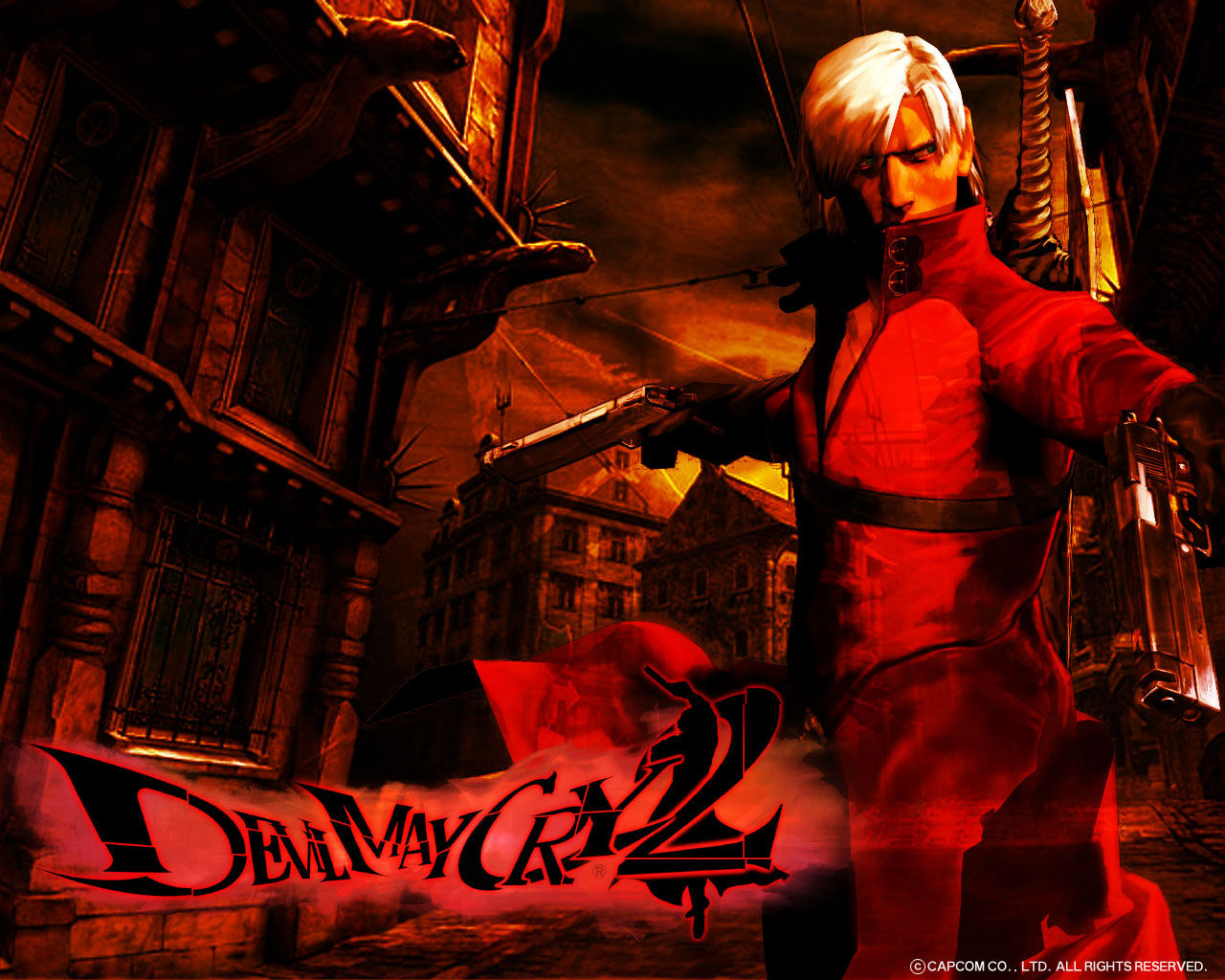 devil may cry 2 images devil may cry 2 wallpaper hd