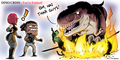 Dino Crisis - dino-crisis fan art