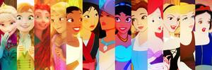Disney Princess Edited
