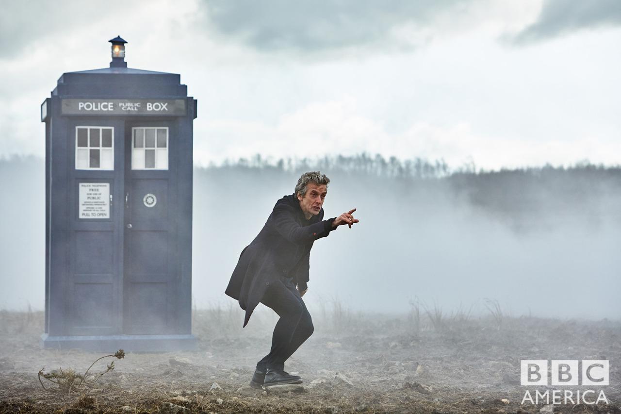 Doctor Who - Episode 9.01 - The Magician's Apprentice - Promo Pics