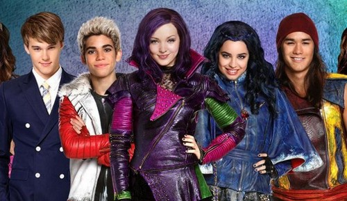 Dove Cameron wallpaper probably with a well dressed person called Dove Cameron- Descendants