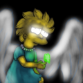 Dream - lisa-simpson fan art