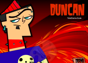 Duncan Recolour por Totaldramadude // totaldrama-dude on deviantART