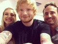 Ed - Backstage - ed-sheeran photo