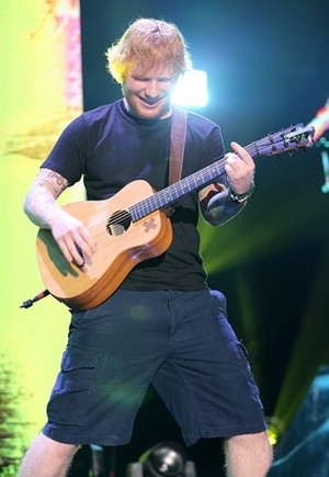 Ed Shines at Miami Performance