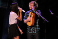 Ed and Christina At Tinley Park's Hollywood Casino - ed-sheeran photo