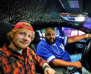 Ed and Dj Khaled