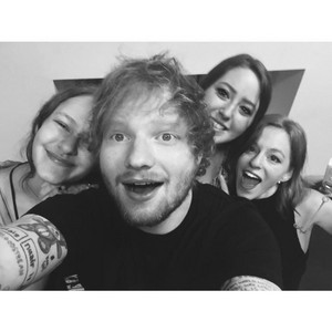 Ed - backstage