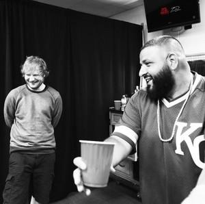 Ed - backstage