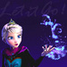 Elsa Icon  - frozen icon