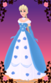 Elsa Very Fancy Ballgown - disney-princess photo