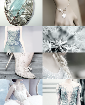 Elsa aesthetic ❄