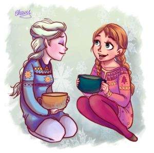 এলসা ও আনা