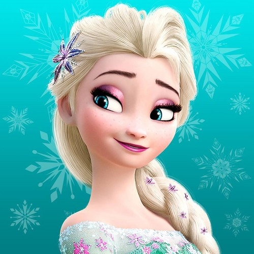 Frozen Fever Hintergrund probably containing a portrait titled Elsa