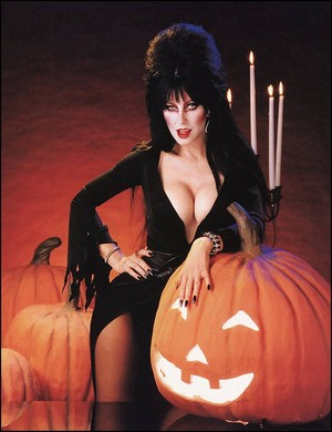 Elvira Mistress of the Dark Хэллоуин 1