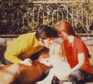 Elvis in family