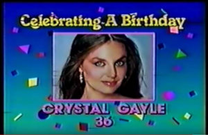 Entertainment Tonight Birthday Format (1985-1988)