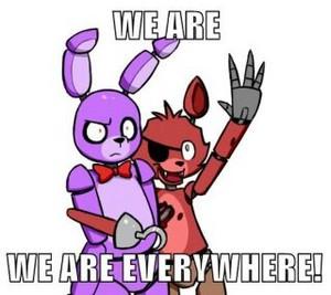 Everywhere...