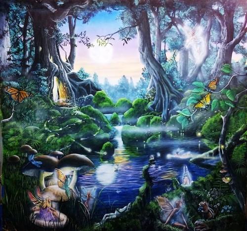 Fairies wallpaper called Fairy