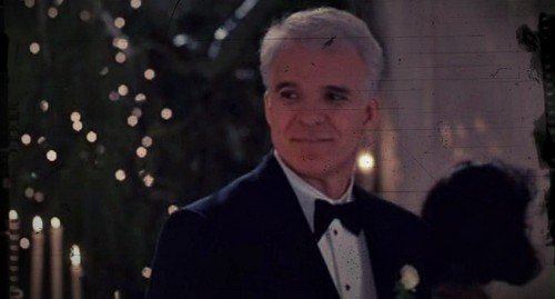 Filme der 90er Hintergrund possibly with a business suit and a well dressed person called Father of the Bride (1991)
