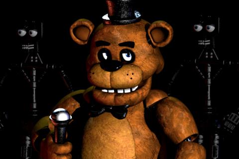 Five Nights at Freddy's پیپر وال titled Fazbear