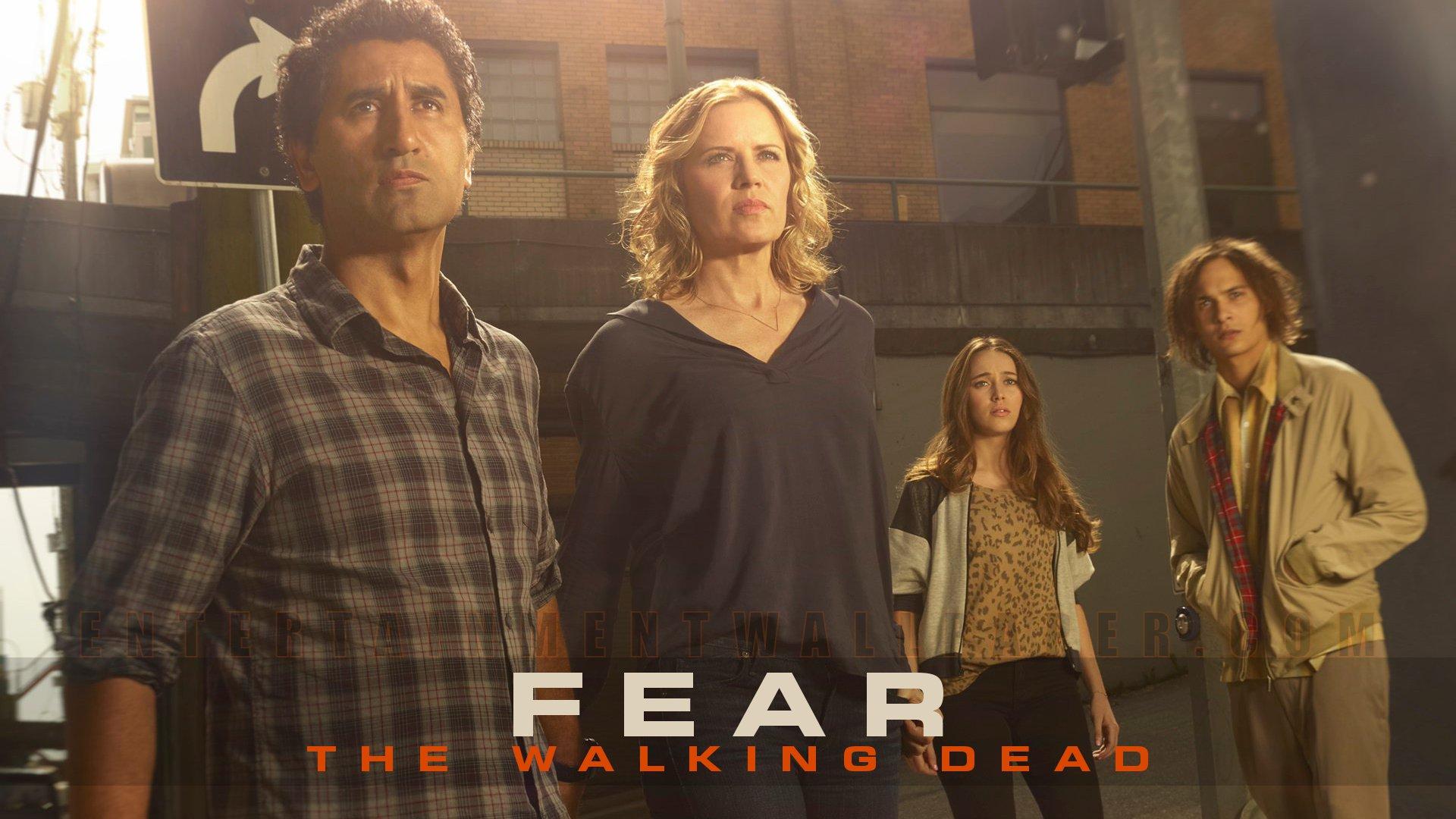 Fear The Walking Dead Fondo De Pantalla Fear The Walking