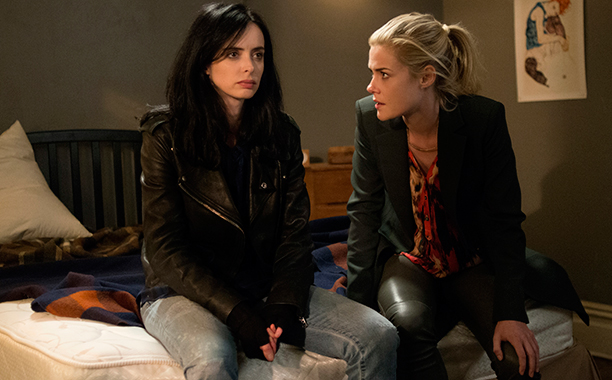First fotografias of Marvel's 'Jessica Jones'