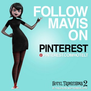 Follow Mavis on Pinterest
